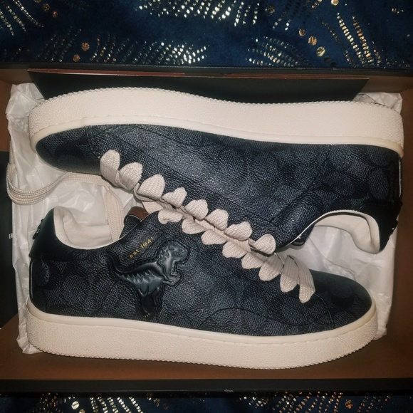 C1 Coach Shoes With Rexy